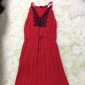 Gap midi length dress